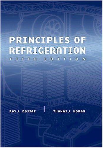 principles of refrigeration 5th edition