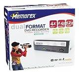 Memorex 3202 3235 Internal DVD+/-RW+/-R 4x Dual Format Drive