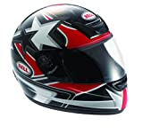 Bell Zephyr Full-Face Helmet (Stars, Medium)