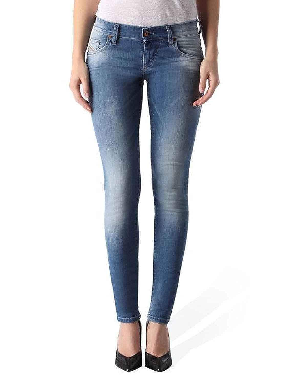 bluee Diesel Women's Authentic Grupee L.32 Jeans