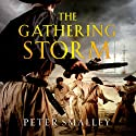 The Gathering Storm Audiobook by Peter Smalley Narrated by Michael Tudor Barnes