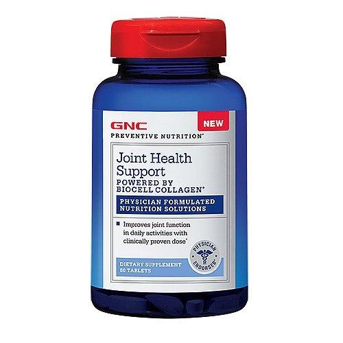 Prise en charge GNC Nutrition préventive mixte sur la santé