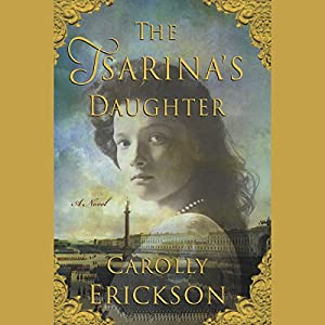 The Tsarina's Daughter Audiobook