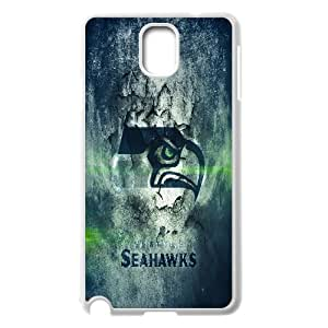 Seattle Seahawks Images Samsung Galaxy Note 3 Case, [White]