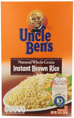 Uncle Ben's Whole Grain Brown Rice, 14 oz by Uncle Ben's