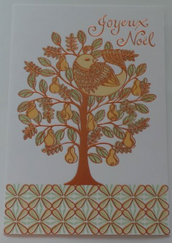 Greeting Card Christmas French