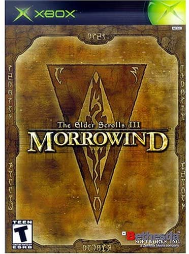 Amazon com: The Elder Scrolls III: Morrowind: Artist Not