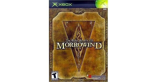 Amazon com: The Elder Scrolls III: Morrowind: Artist Not