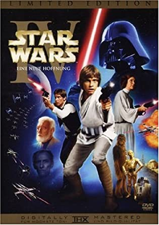 Amazon Com Star Wars Episode Iv Eine Neue Hoffnung Original Kinoversion Special Edition 2 Dvds Import Allemand Movies Tv