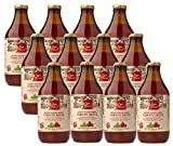 Italian Tomato Sauce No Sugar - Added, Low Acid | from Sicily, made w/ vine-ripened tomatoes handpicked at the peak of freshness to ensure exceptional taste | 11.6 oz (12-Pack) Papa Vince and more and more and more
