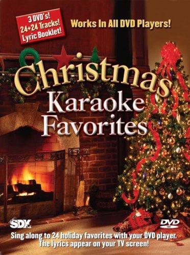 Christmas Karaoke Favorites (3-DVD Set)