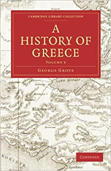 Book A History of Greece (Cambridge Library Collection - Classics)