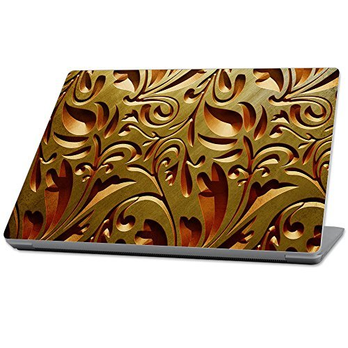 1着でも送料無料 MightySkins Protective Durable and and Unique Vinyl wrap Microsoft cover Skin Gold) for Microsoft Surface Laptop (2017) 13.3 - Mosaic Gold Gold (MISURLAP-Mosaic Gold) [並行輸入品] B0789DCKD6, 熱販売:d2a2c4c8 --- a0267596.xsph.ru