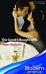 The Greek's Bought Wife (Mills and Boon Modern)