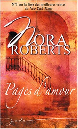 Amazon Fr Pages D Amour Nora Roberts Fabrice Canepa