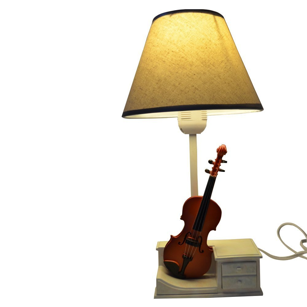 Amazon giftgarden friends gift violin decor reading lamp home amazon giftgarden friends gift violin decor reading lamp home table light kitchen dining aloadofball Image collections