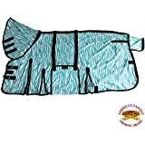 "HILASON 69"" UV PROTECT MESH BUG MOSQUITO HORSE FLY SHEET..."
