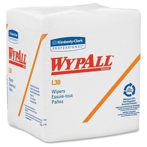 05812PK Wypall L30 Light Duty Wipers - Wipe - 12.50