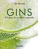 Gins : 101 façons de vous laisser surprendre by