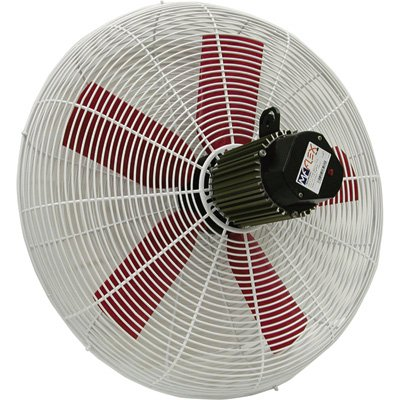 Multifan Heavy-Duty 30in. Circulator Fan Head - 120 Volt, Model# FXCIR30-2/120 by Multifan