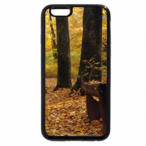 iPhone 6S / iPhone 6 Case (Black) Take a Seat, Autumn