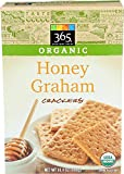 365 Everyday Value, Organic Honey Graham Crackers, 14.4 oz