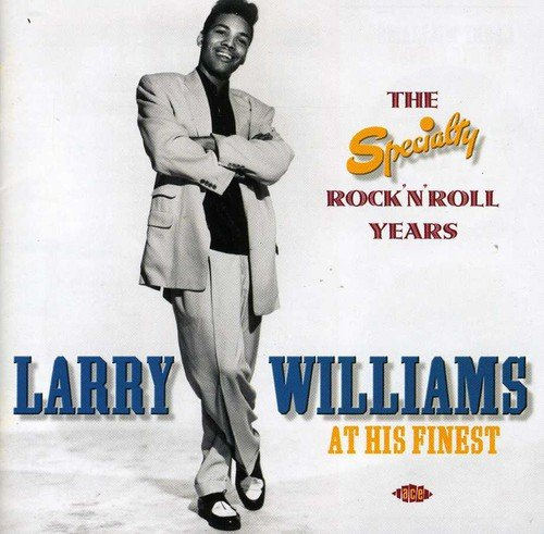 Specialty Instrument - At His Finest - The Specialty Rock 'n Roll Years
