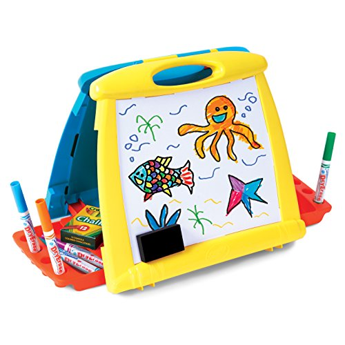 (Crayola Art-to-Go Table Easel)