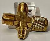 PR-76 J/B Industries Vacuum Pump Intake Cross
