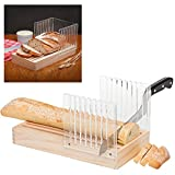 ATB Wood Bread Slicer Guide Tool