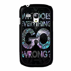 Samsung Galaxy S3 Mini Phone Case, Fashionable Creative Metalcore Rock Punk Band A Day To Remember Phone Case Cover ADRT Personalized