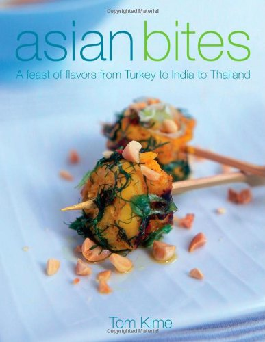 Asian Bites: A feast of flavors from Turkey to India to Japan