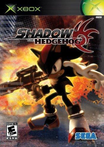 Shadow Hedgehog Xbox