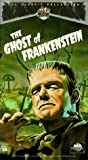 Ghost of Frankenstein [VHS]