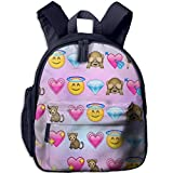 Emoji School Backpack For Girls Boys For Primary - Best Reviews Guide