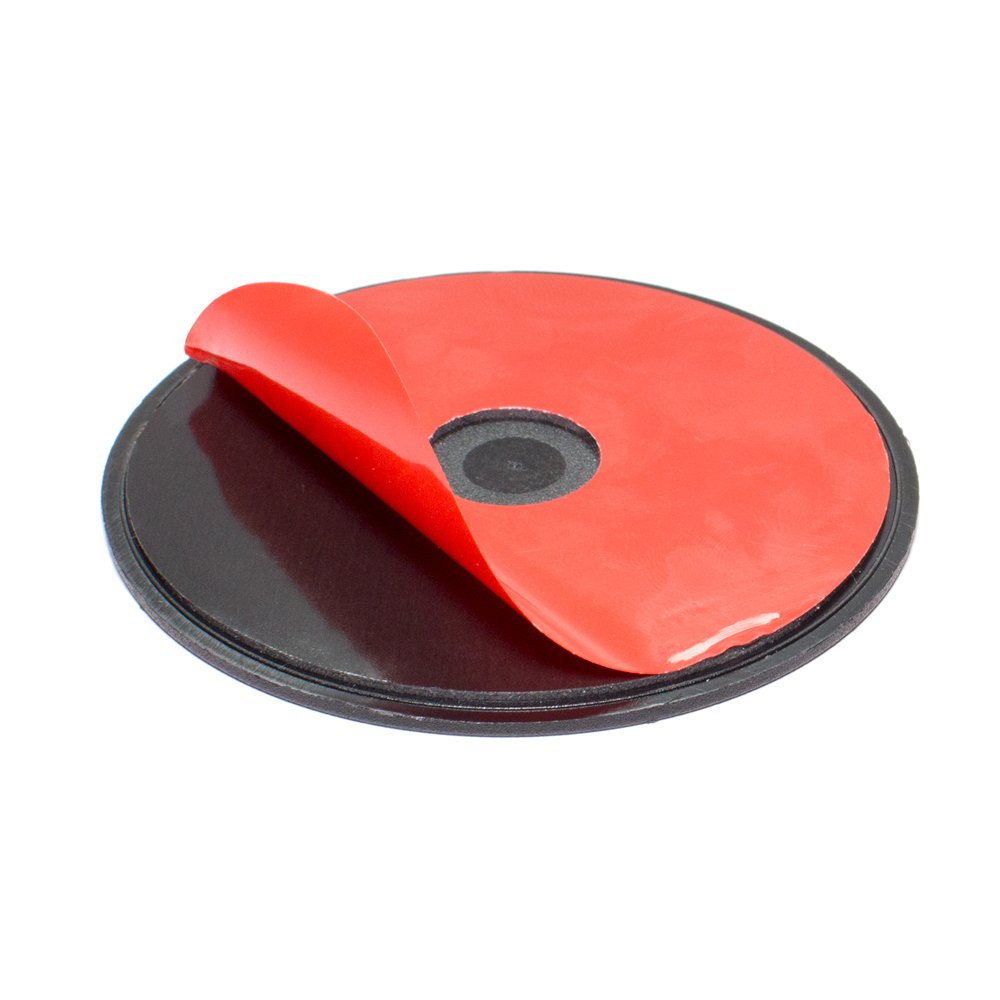 ARKON APVHB20 90mm Extra Strength Adhesive Mounting Disk for Car Dashboards