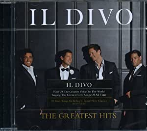 Il divo the greatest hits music - Il divo free music ...