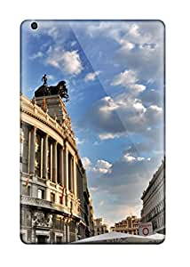 Susan Rutledge-Jukes's Shop High Impact Dirt/shock Proof Case Cover For Ipad Mini 3 (madrid City)