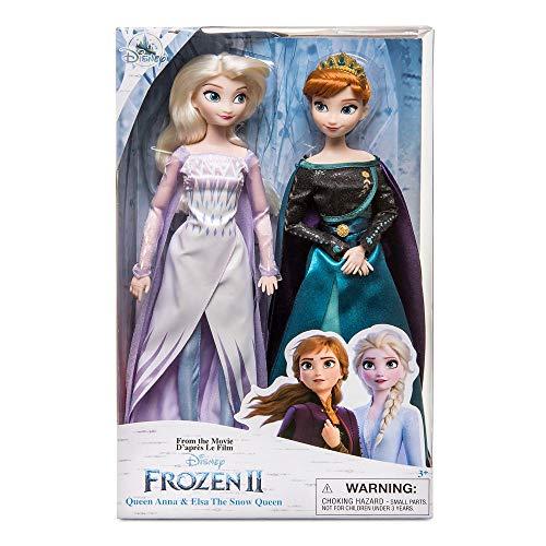 "Disney Store ELSA Frozen Classic Doll 12/"" Authentic ORIGINAL DELUXE DRESS VERS."