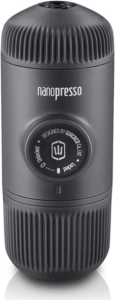 Macchina caffe portatile, mini espresso portatile senza custodia protettiva wacaco nanopresso NANO+BAG FBA