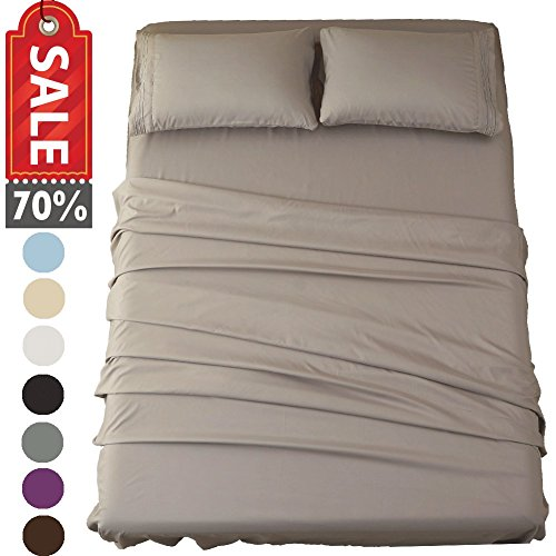 Sonoro Kate Sheets Super Soft Microfiber 1800 Thread Count 1