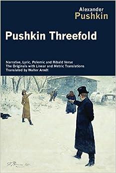 Book Pushkin Threefold
