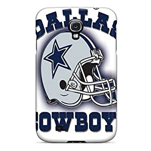 High Impact Dirt/shock Proof Case Cover For Galaxy S4 (dallas Cowboys)