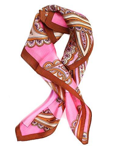 Simplicity 100 Silk Scarf Bandana