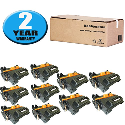 Compatible CC364A (64A) Toner Cartridge 10 Pack Black by ...