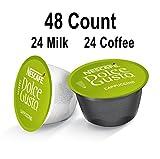 Nescafe Dolce Gusto Coffee Pods, Cappuccino, 16