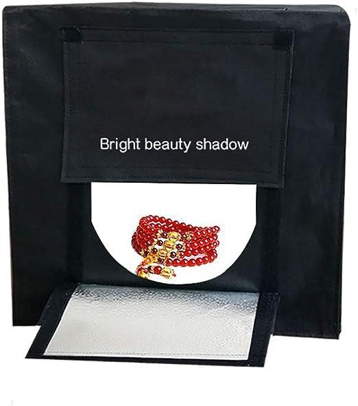 MMFXUE Mini Kit de Carpa fotográfica Lightbox para fotografía ...