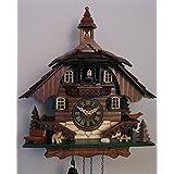 Reloj cucú de cuarzo Casa de la selva negra EN 444 Q