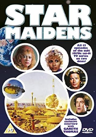 Star Maidens - A Classic Cult Sci-Fi Series DVD 2005: Amazon co uk