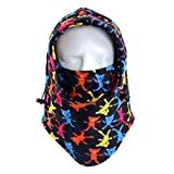 LUQUAN Winter Heavyweight Warm Windproof Balaclava Outdoor Sports Mask Style 08